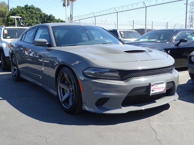 2018 Hellcat Charger >> Pre Owned 2018 Dodge Charger Srt Hellcat Rwd Sd